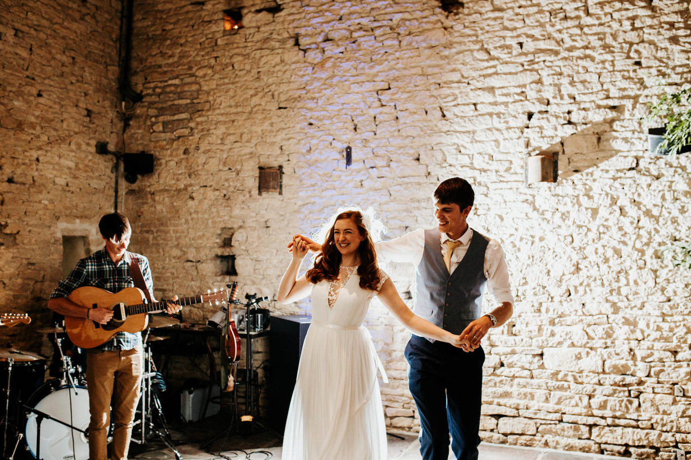 Amelia and Dave, Cripps Barn, Cotswolds 9