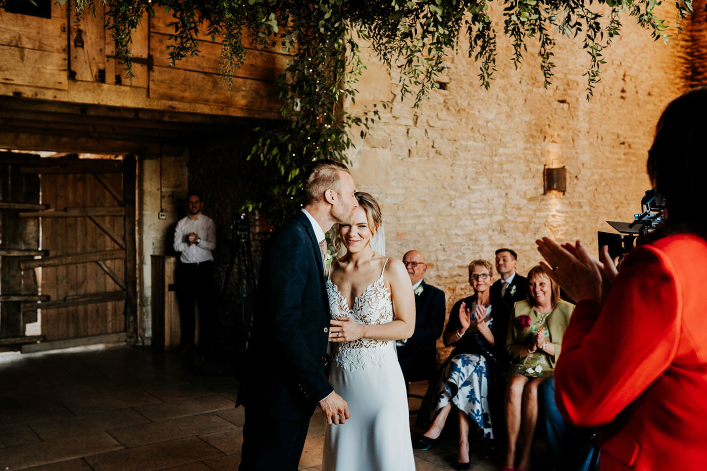 stone barn wedding