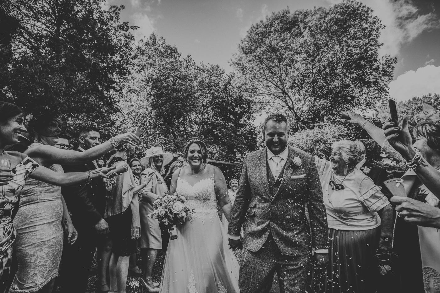 Jen and Shaun, Egypt Mill, Gloucestershire 6