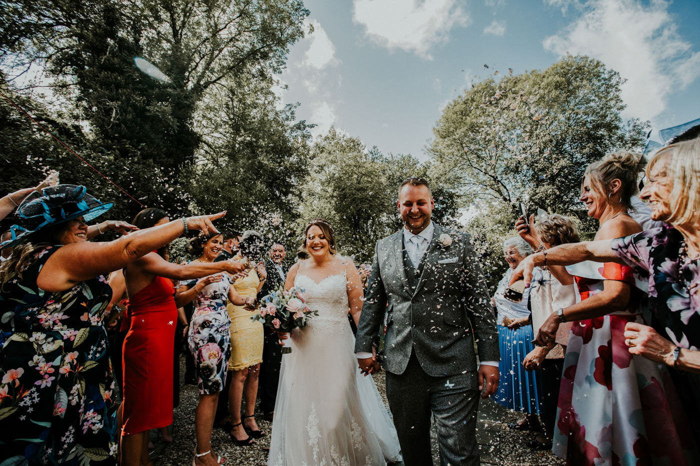 Jen and Shaun, Egypt Mill, Gloucestershire 21