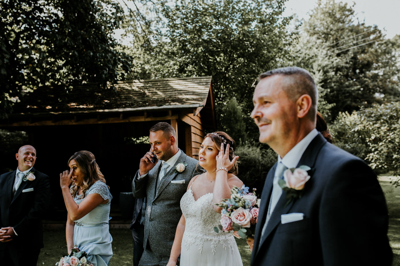 Jen and Shaun, Egypt Mill, Gloucestershire 51
