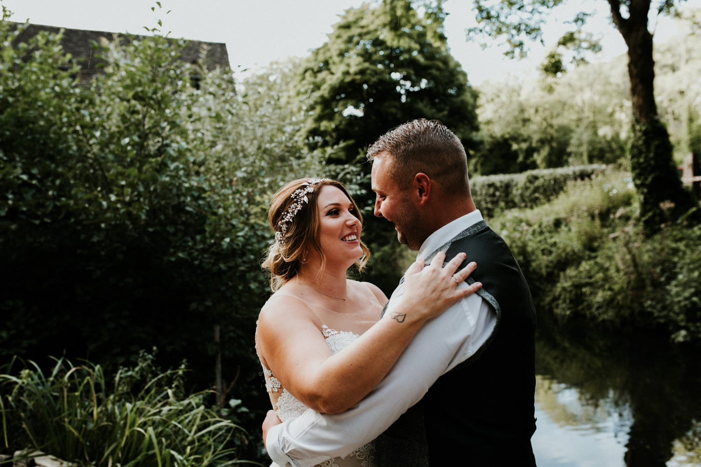 Jen and Shaun, Egypt Mill, Gloucestershire 40