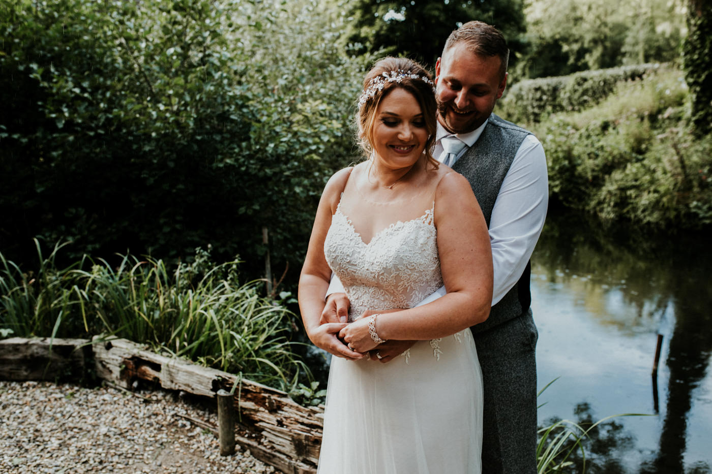 Jen and Shaun, Egypt Mill, Gloucestershire 8