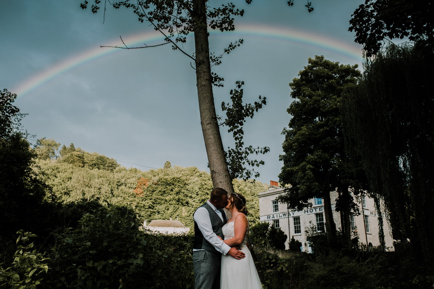 Jen and Shaun, Egypt Mill, Gloucestershire 46