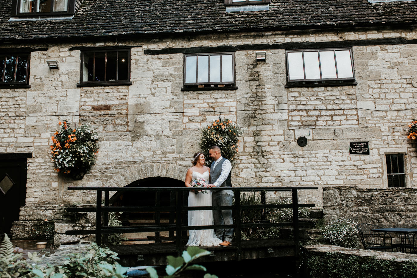 Jen and Shaun, Egypt Mill, Gloucestershire 31