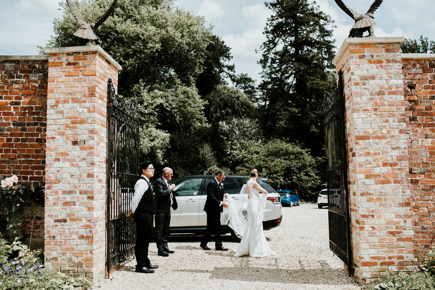 Katy and Adam, Elmhay Park, Somerset 49