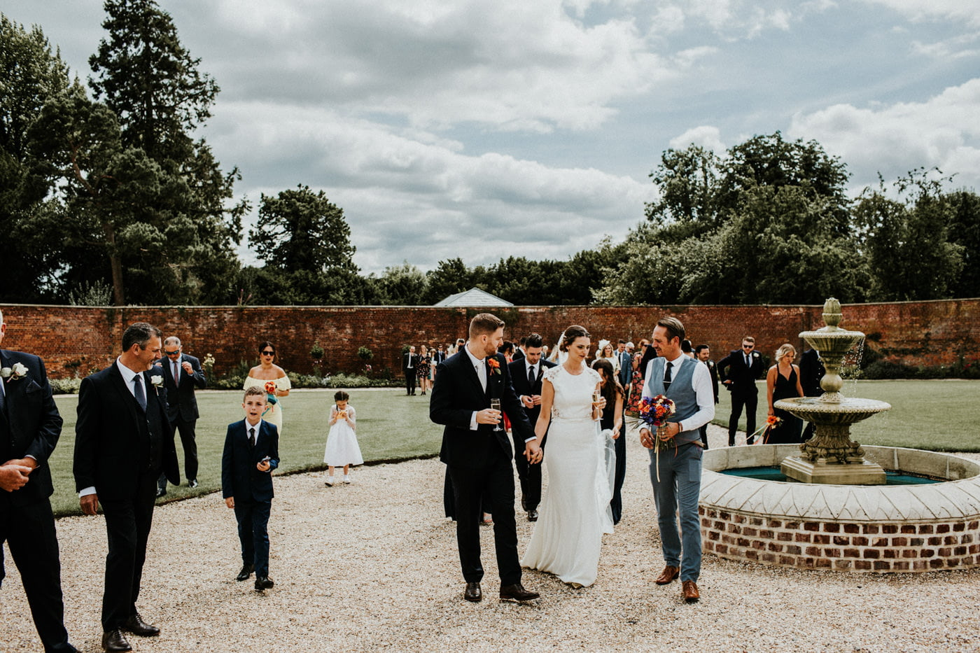 Katy and Adam, Elmhay Park, Somerset 55