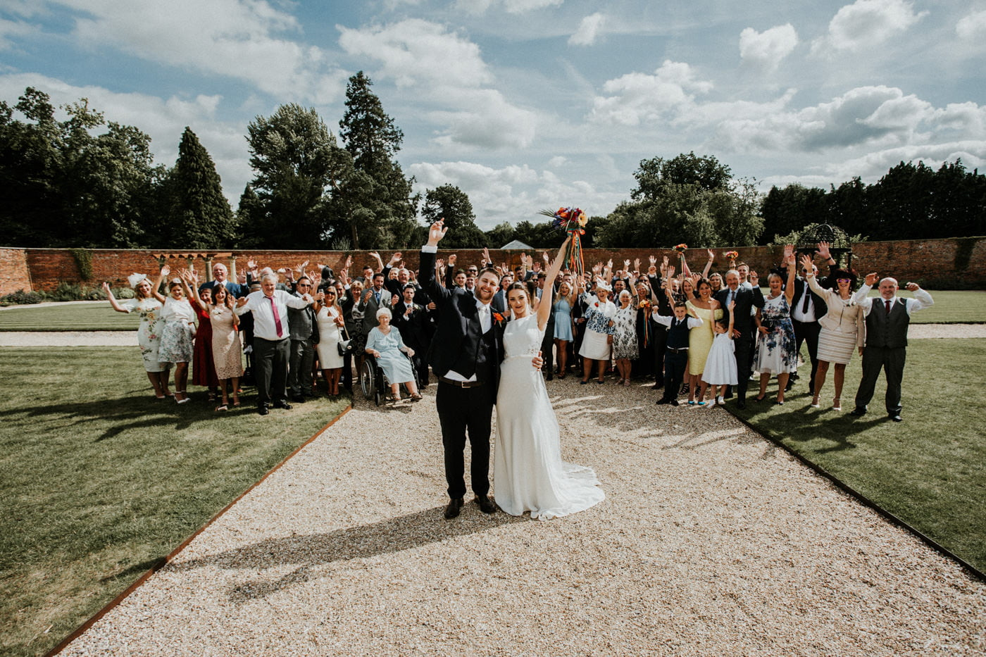Katy and Adam, Elmhay Park, Somerset 10