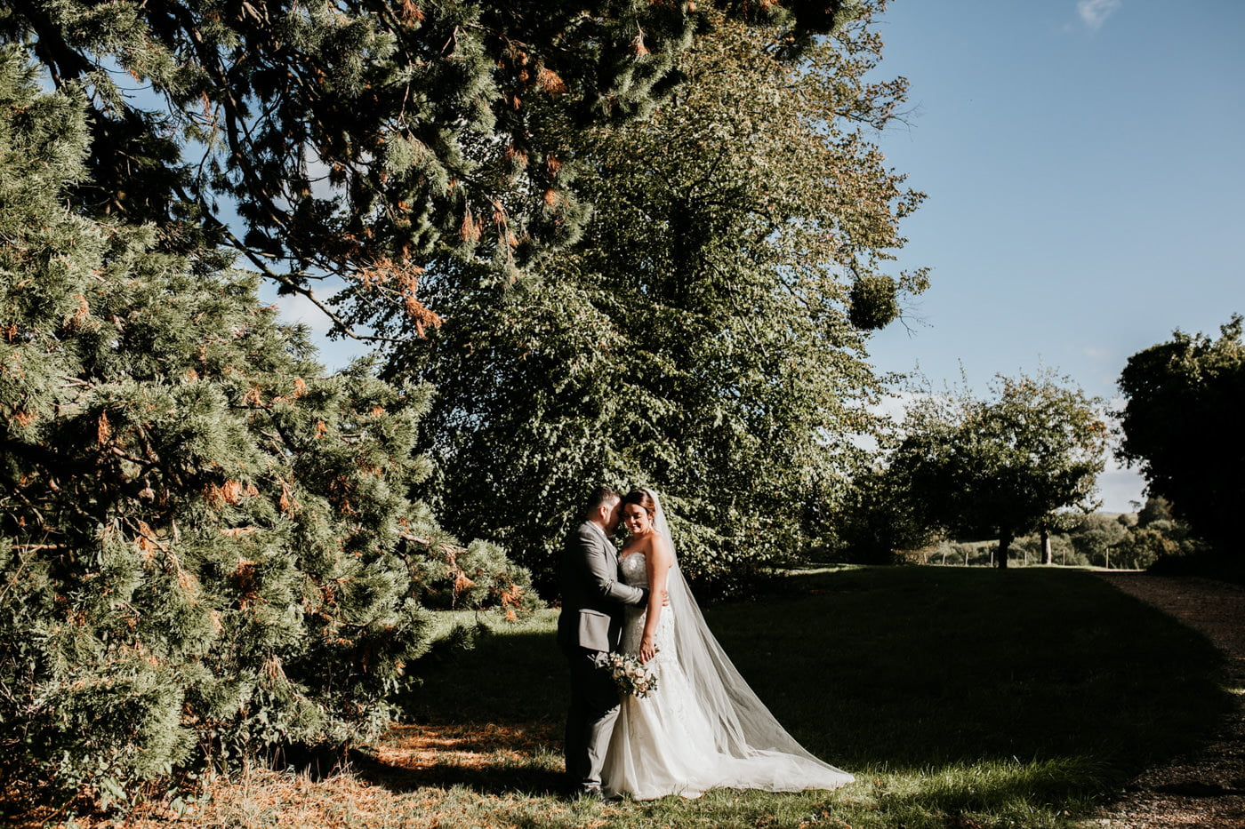 Leanne and Scott / Elmhay Park, Somerset 48