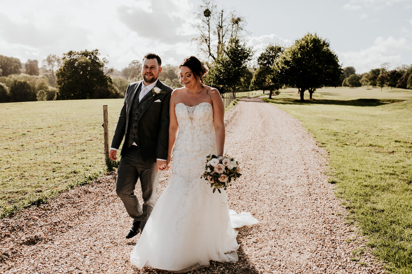 Leanne and Scott / Elmhay Park, Somerset 25
