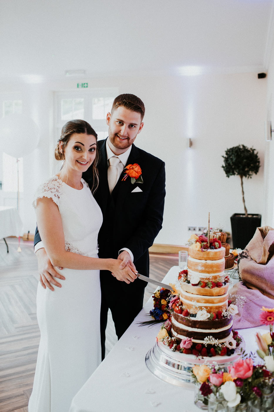 Katy and Adam, Elmhay Park, Somerset 35