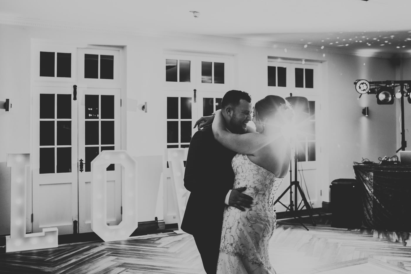 Leanne and Scott / Elmhay Park, Somerset 10