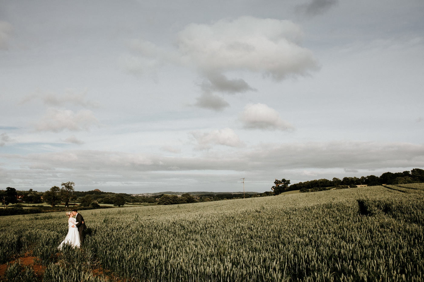 Natalie and Josh, Farrington Park, Somerset 66