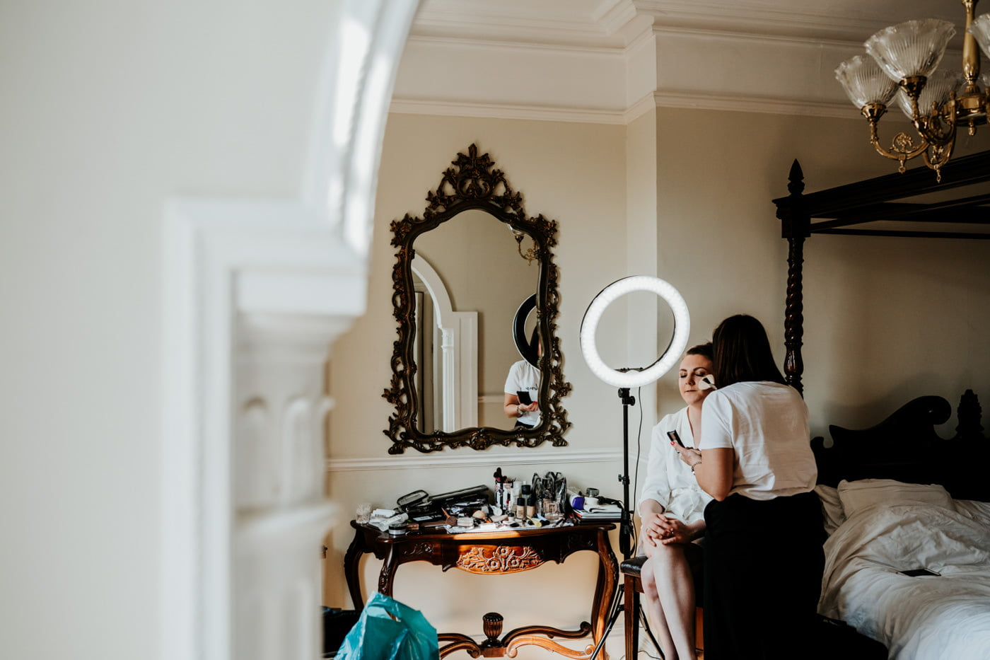 Maisie and Jack, Hatton Court, Gloucestershire 50