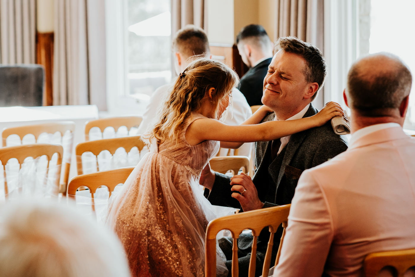 Maisie and Jack, Hatton Court, Gloucestershire 2