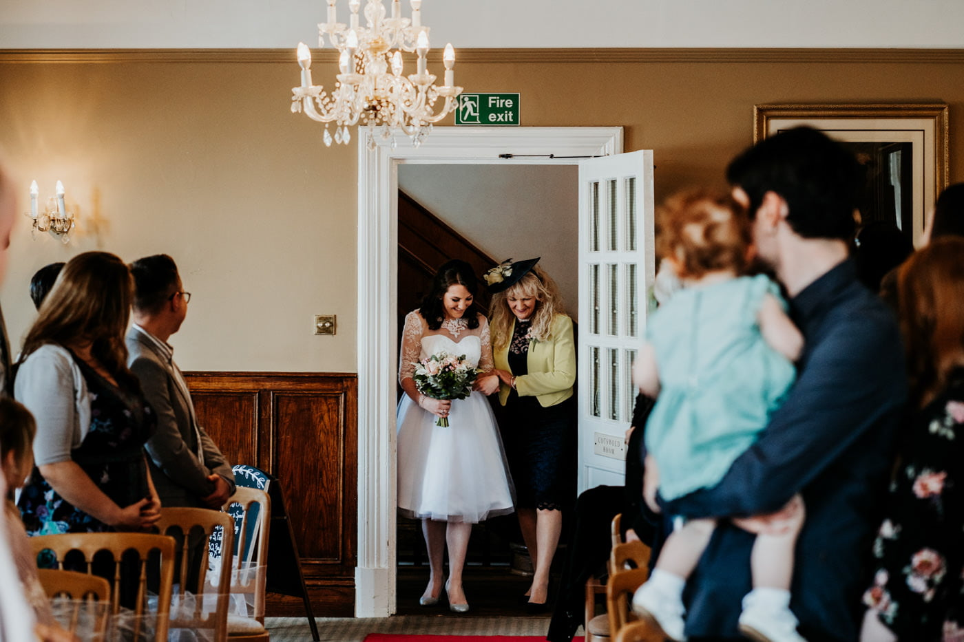 Maisie and Jack, Hatton Court, Gloucestershire 33