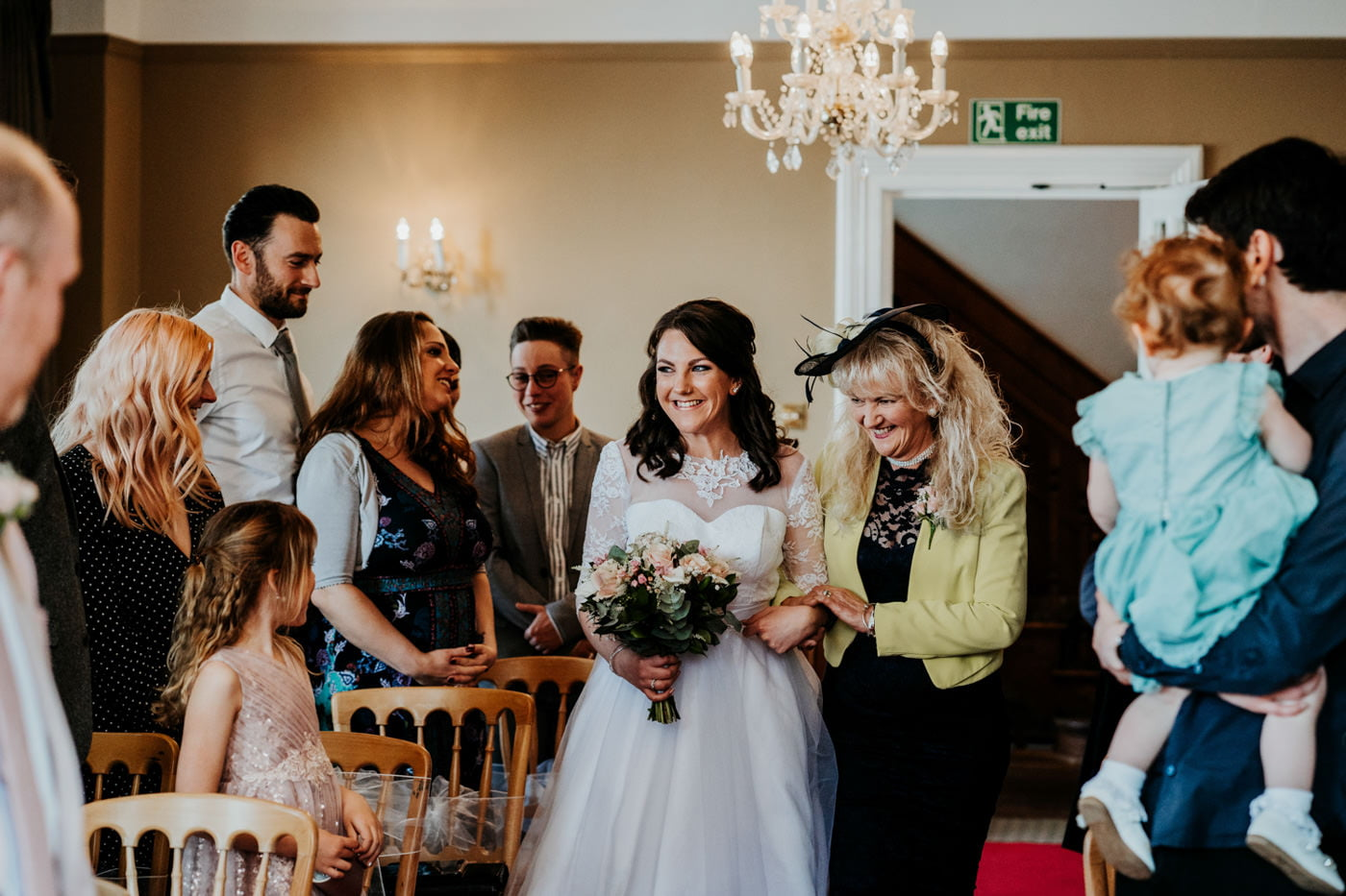 Maisie and Jack, Hatton Court, Gloucestershire 23