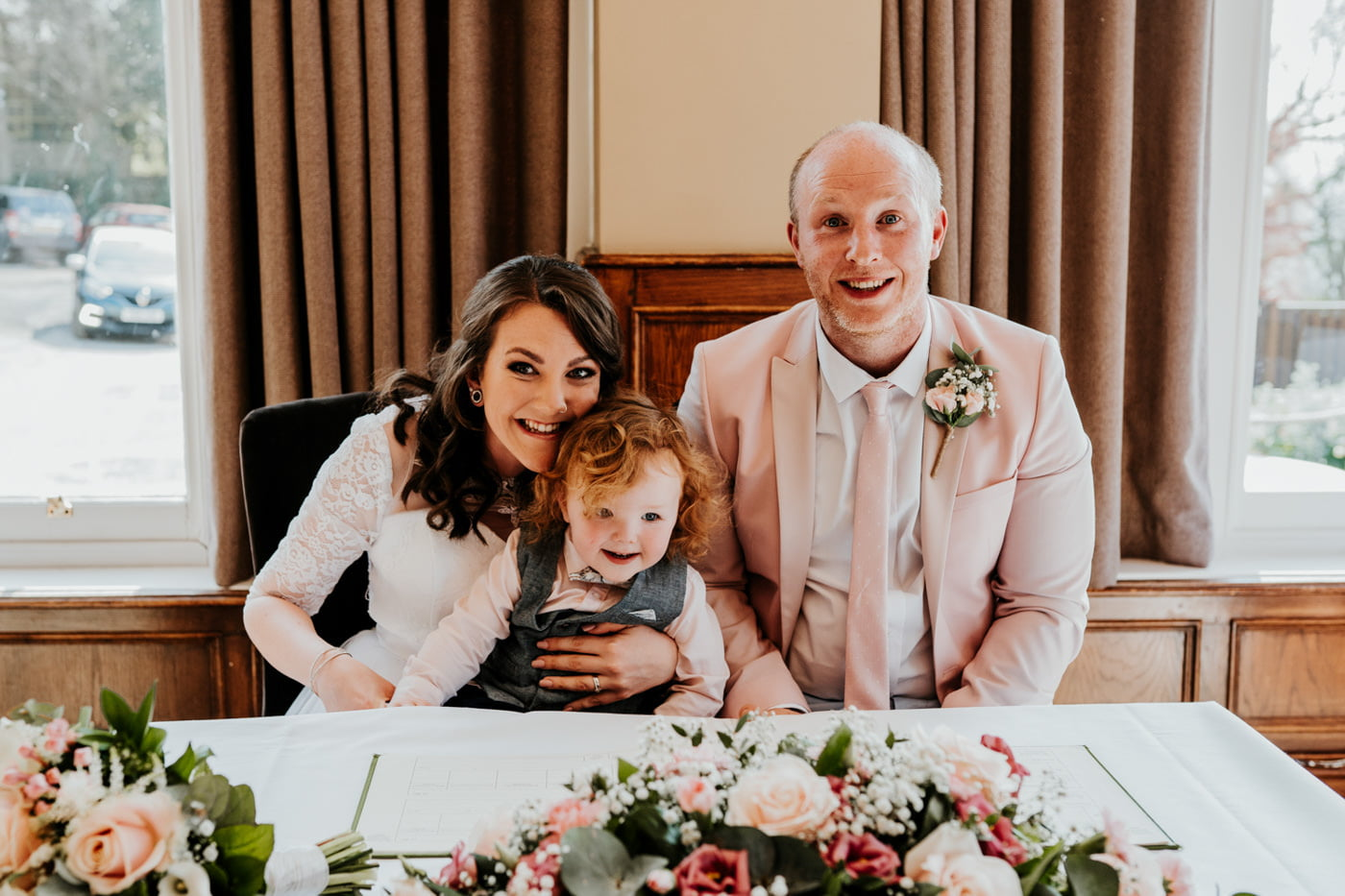 Maisie and Jack, Hatton Court, Gloucestershire 8