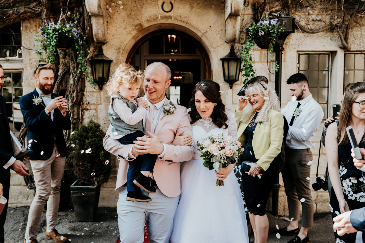 Maisie and Jack, Hatton Court, Gloucestershire 16