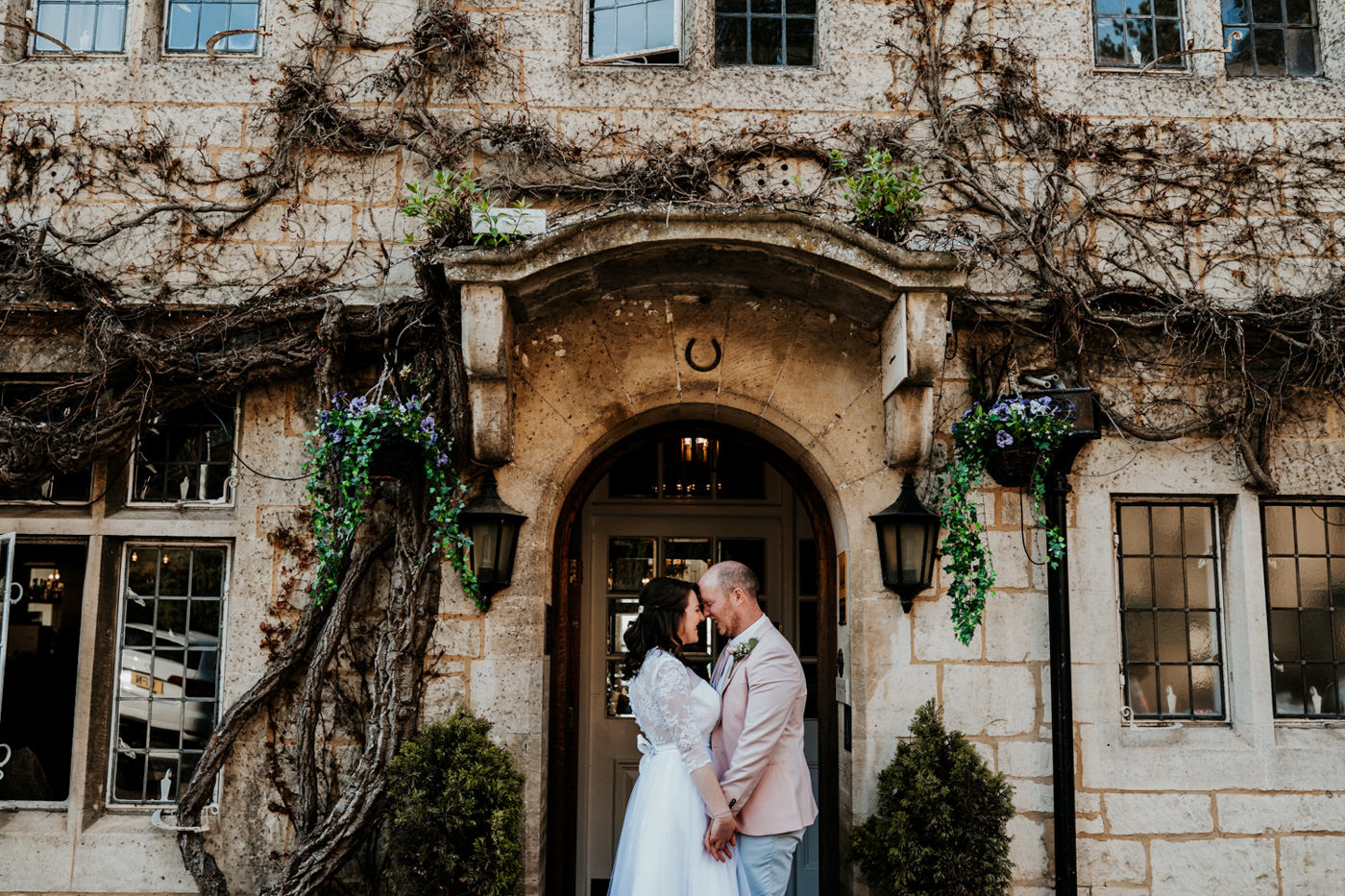 Maisie and Jack, Hatton Court, Gloucestershire 6