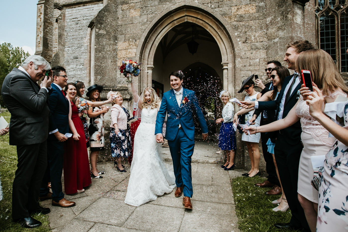 Sarah and Joe, Haselbury Mill, Somerset 82