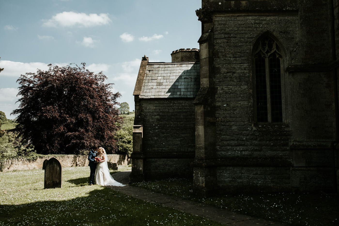 Sarah and Joe, Haselbury Mill, Somerset 54