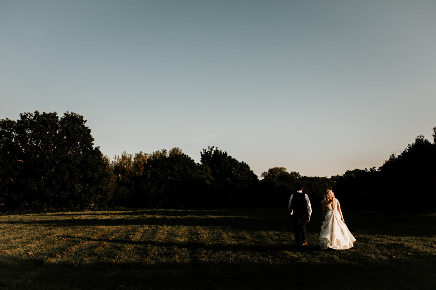 Sarah and Joe, Haselbury Mill, Somerset 16