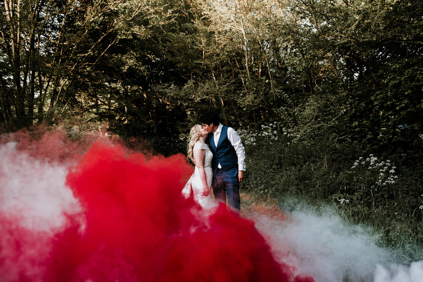 Sarah and Joe, Haselbury Mill, Somerset 55