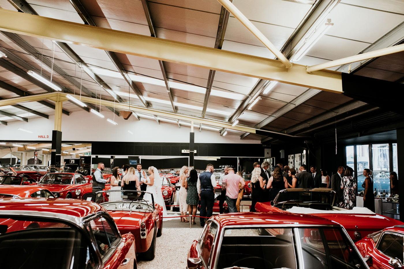 Sherri and Ollie, Haynes Motor Museum, Somerset 39