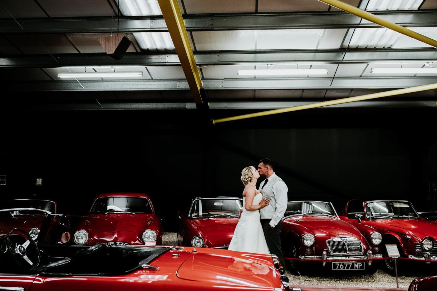 Sherri and Ollie, Haynes Motor Museum, Somerset 23