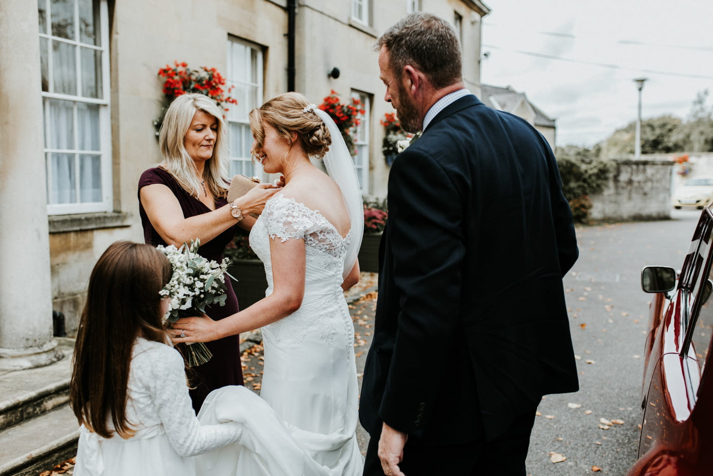 Holly and George, Leigh Park Hotel, Wiltshire 25