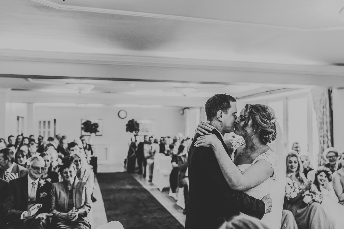 Holly and George, Leigh Park Hotel, Wiltshire 41