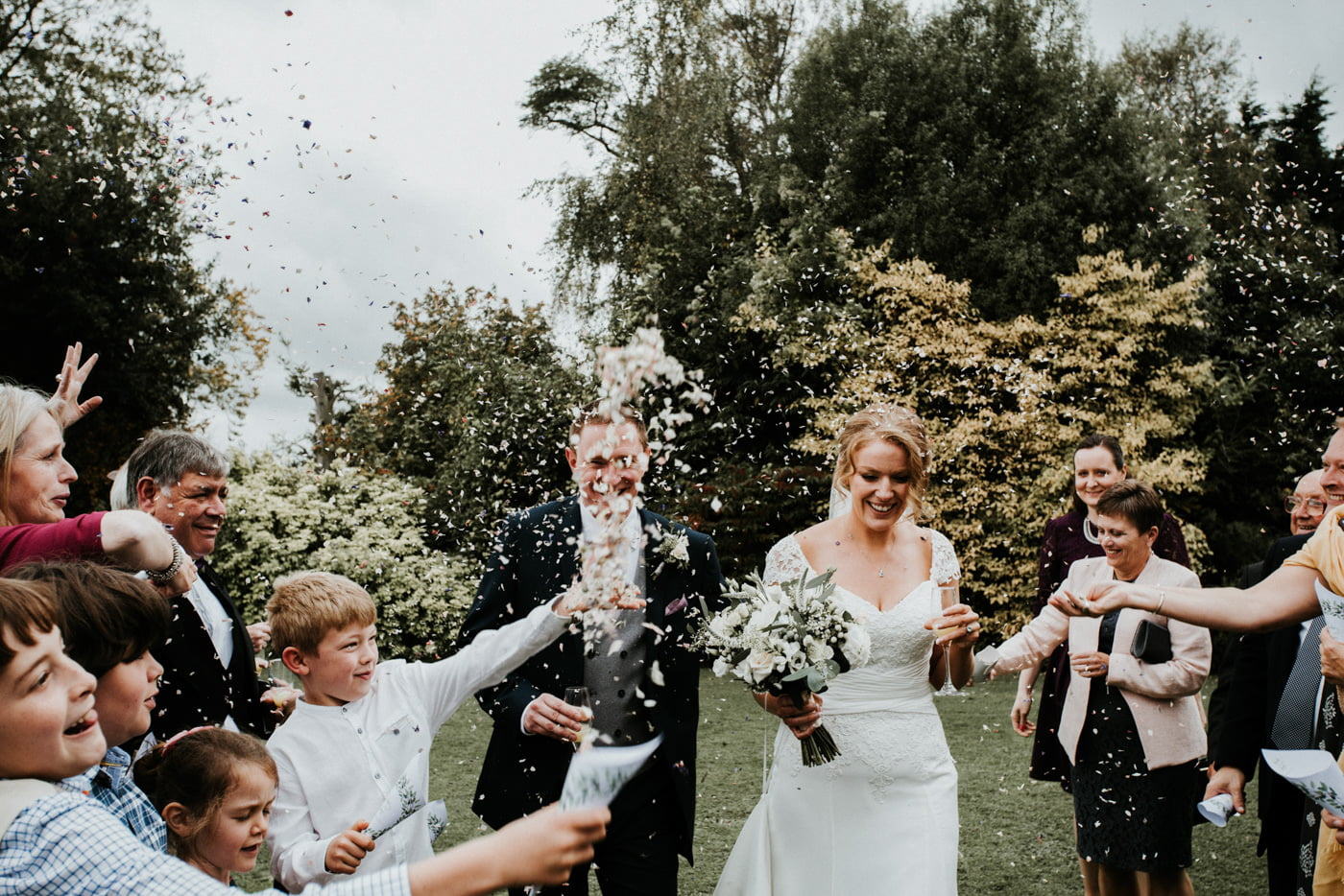 Holly and George, Leigh Park Hotel, Wiltshire 35