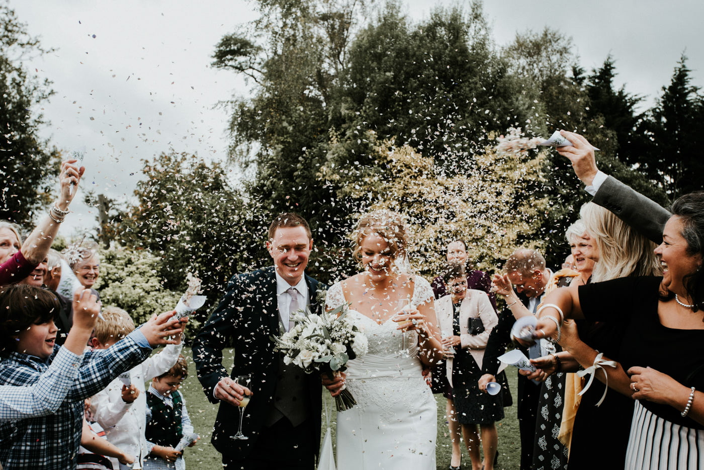 Holly and George, Leigh Park Hotel, Wiltshire 8