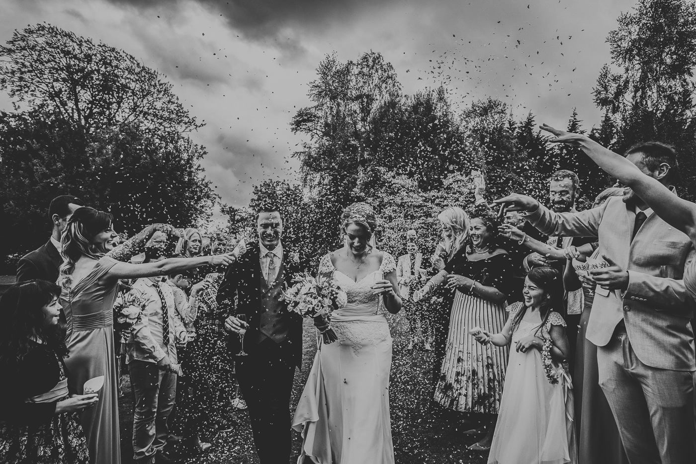 Holly and George, Leigh Park Hotel, Wiltshire 22