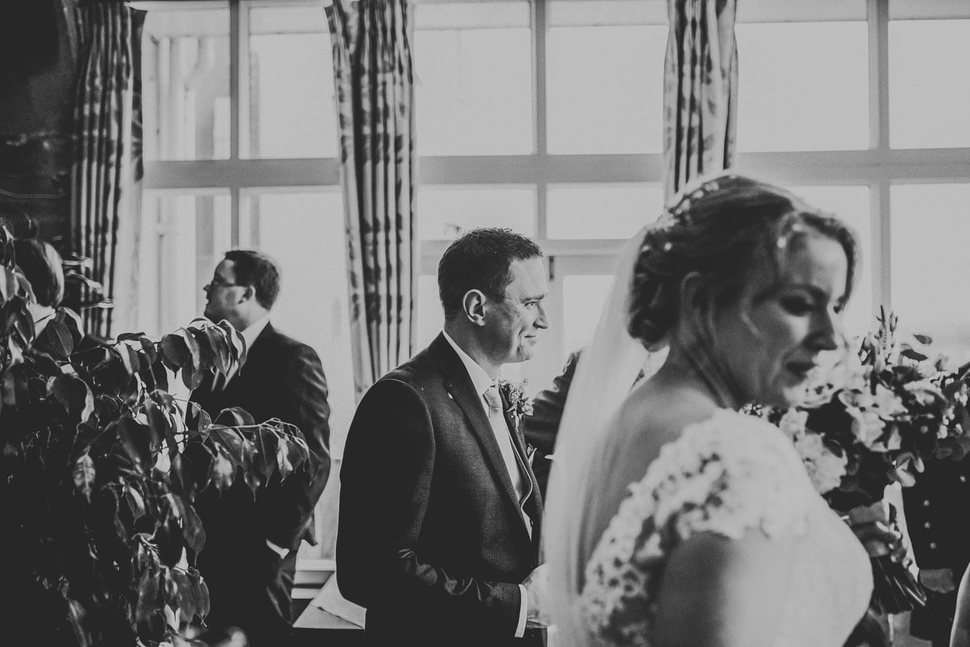 Holly and George, Leigh Park Hotel, Wiltshire 34