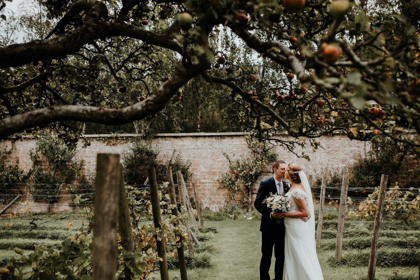 Holly and George, Leigh Park Hotel, Wiltshire 15