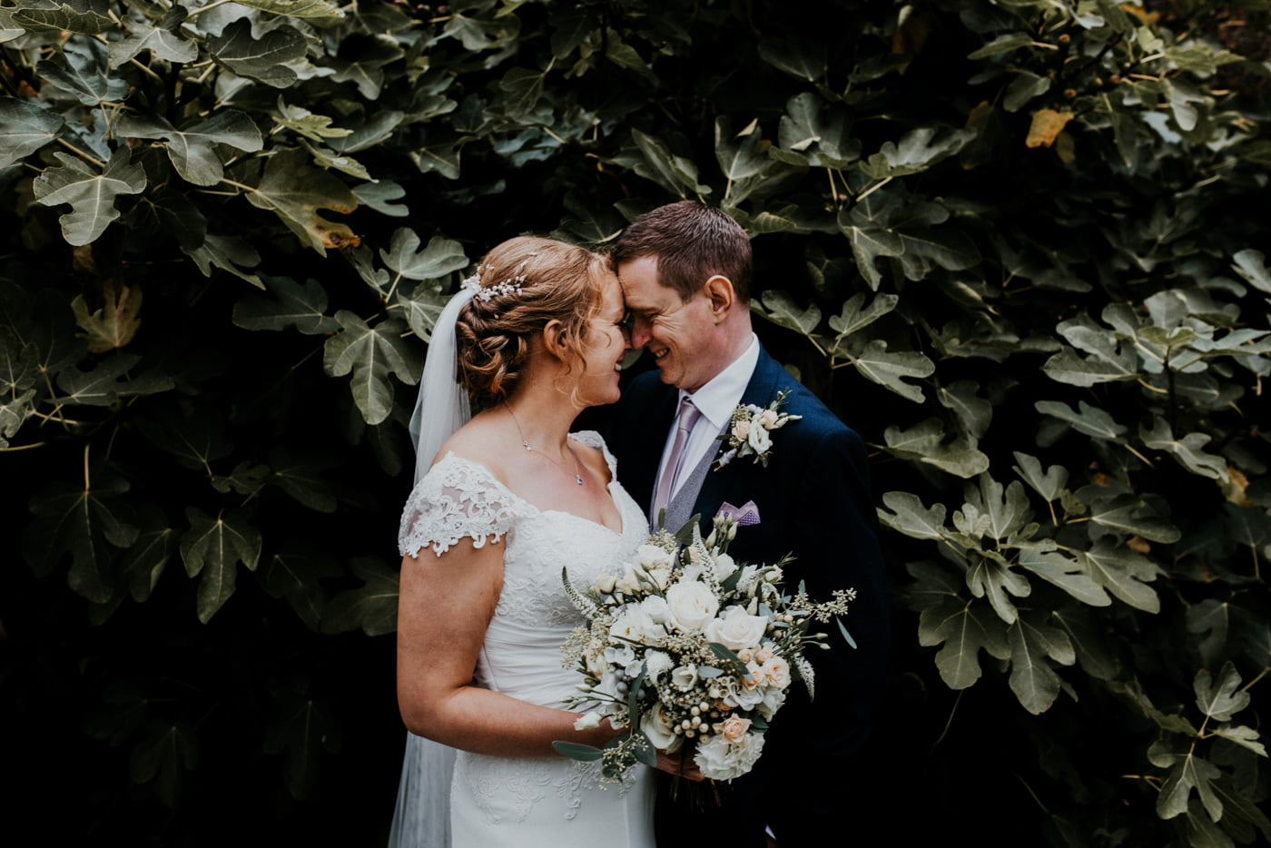 Holly and George, Leigh Park Hotel, Wiltshire 39