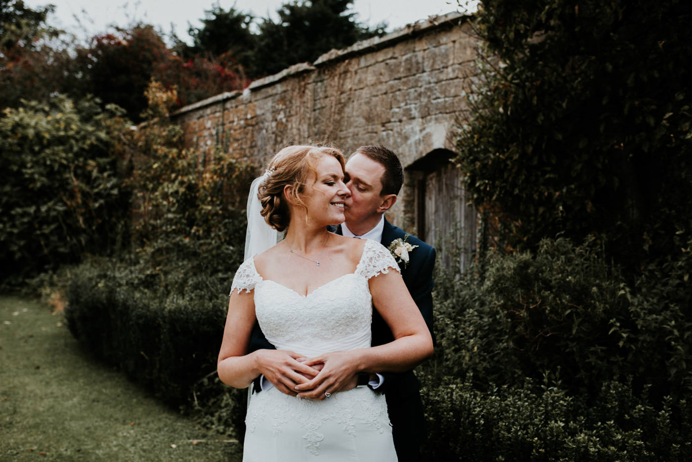 Holly and George, Leigh Park Hotel, Wiltshire 54