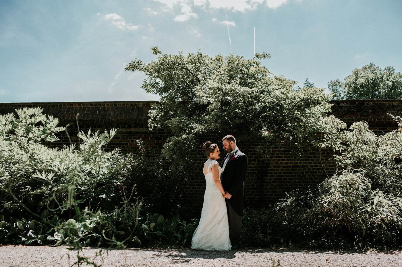 Clare and Tom, Queens Eyot, London 101