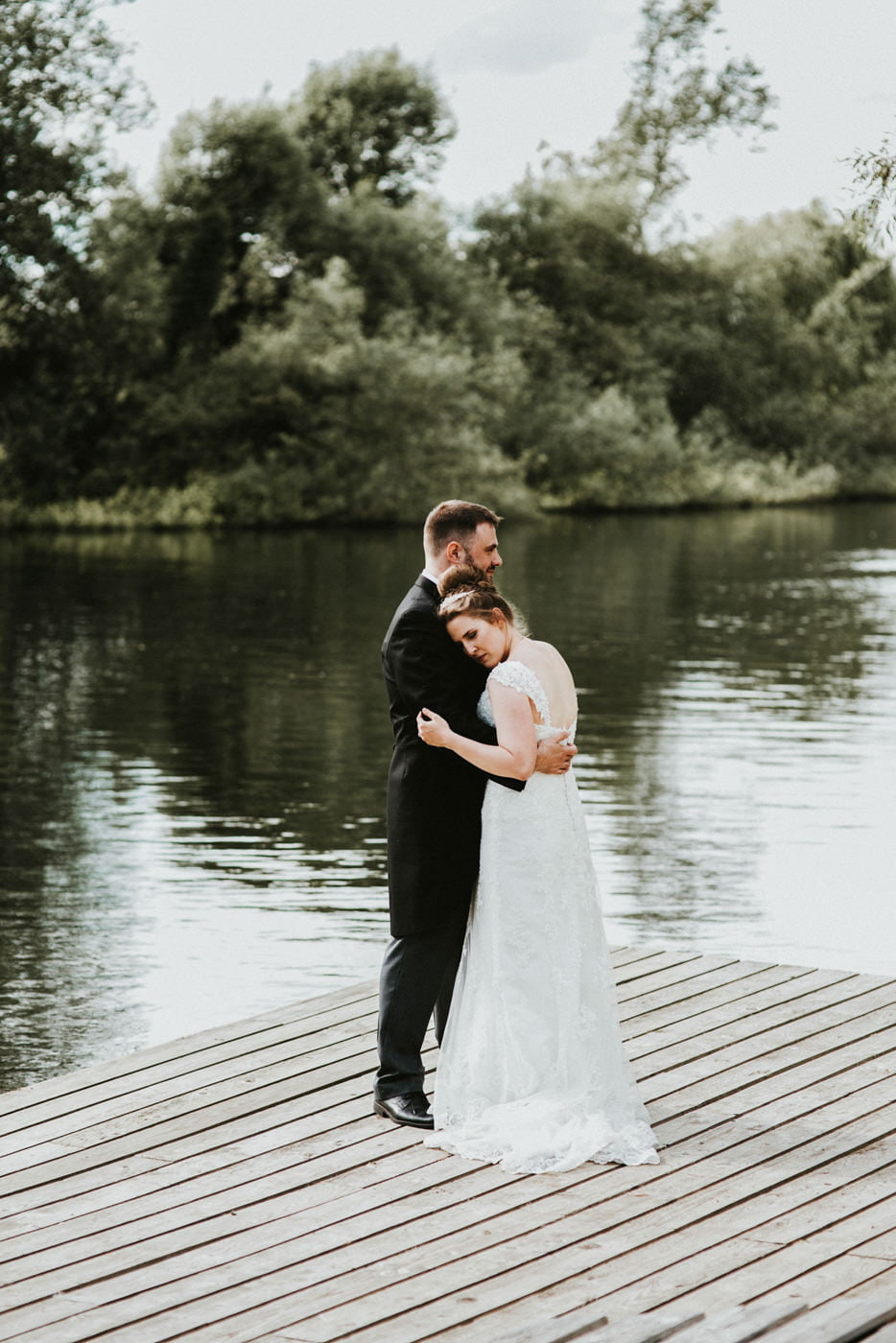 Clare and Tom, Queens Eyot, London 89