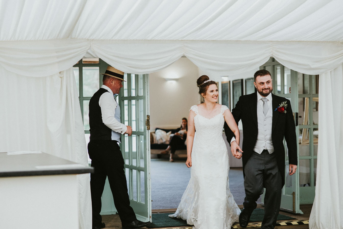 Clare and Tom, Queens Eyot, London 12