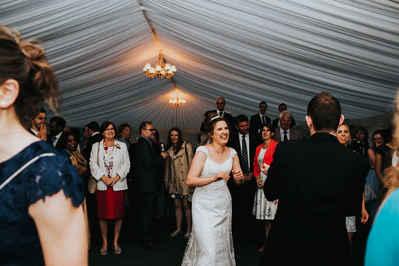 Clare and Tom, Queens Eyot, London 1
