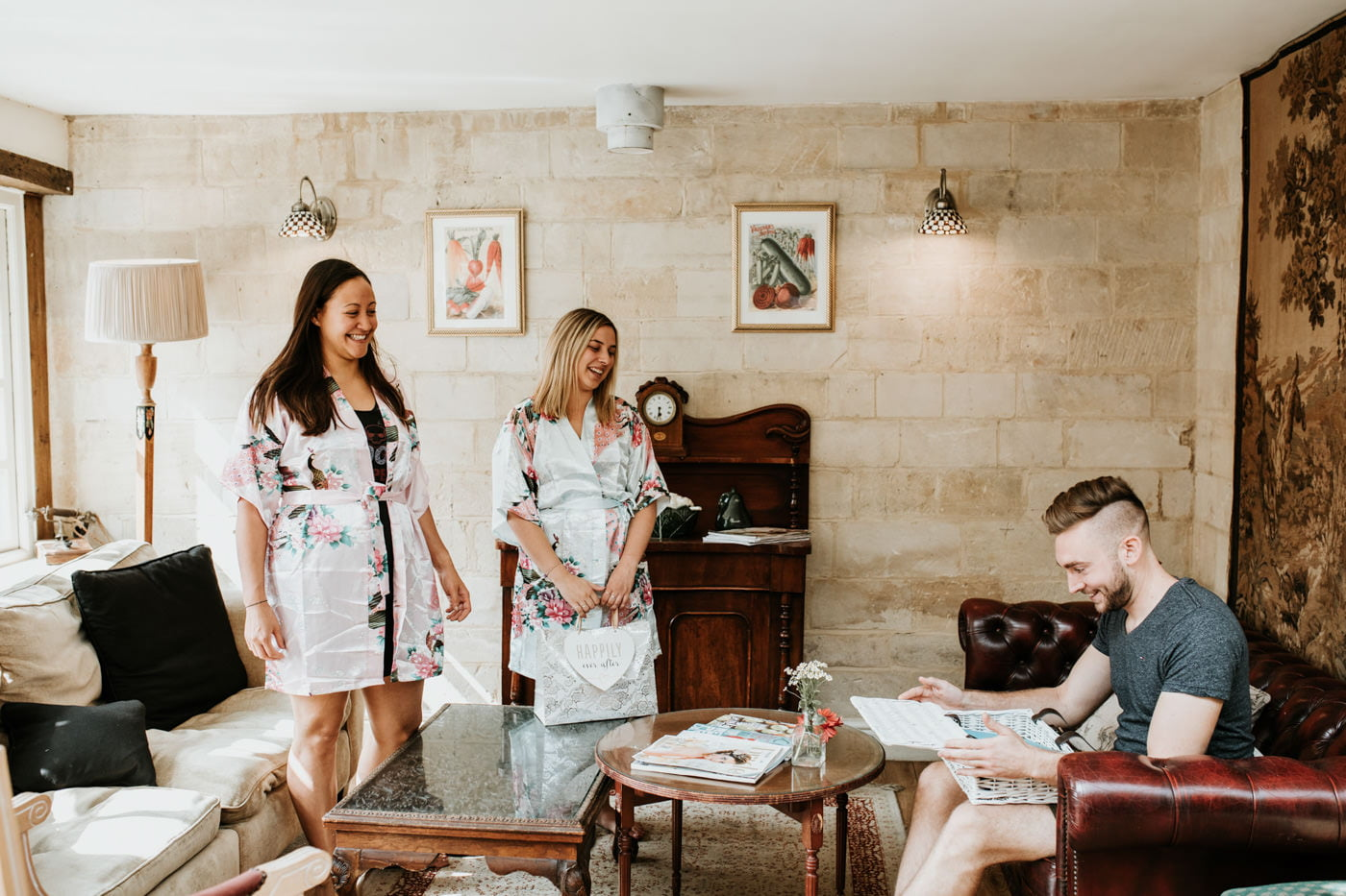 Olivia and James, Moonraker Hotel, Wiltshire 24
