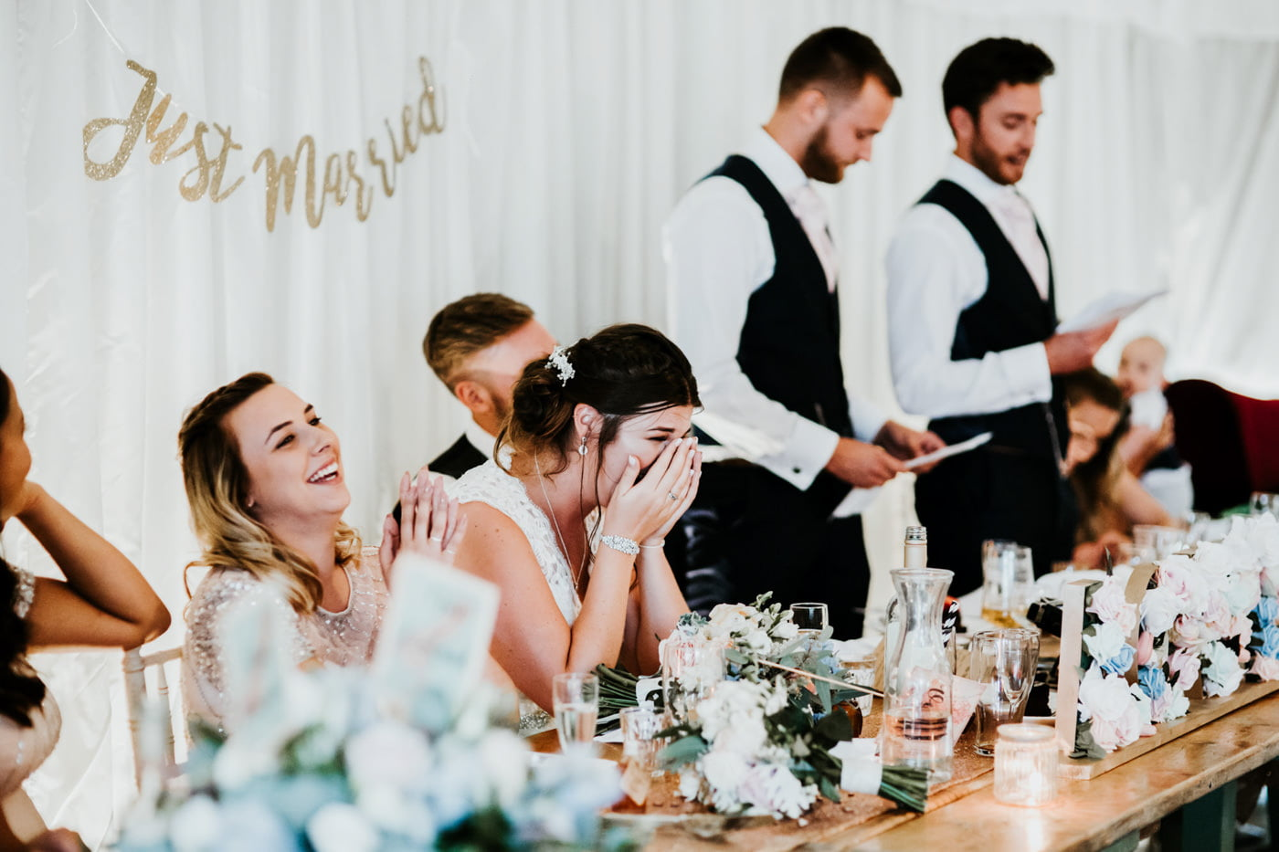 Olivia and James, Moonraker Hotel, Wiltshire 22