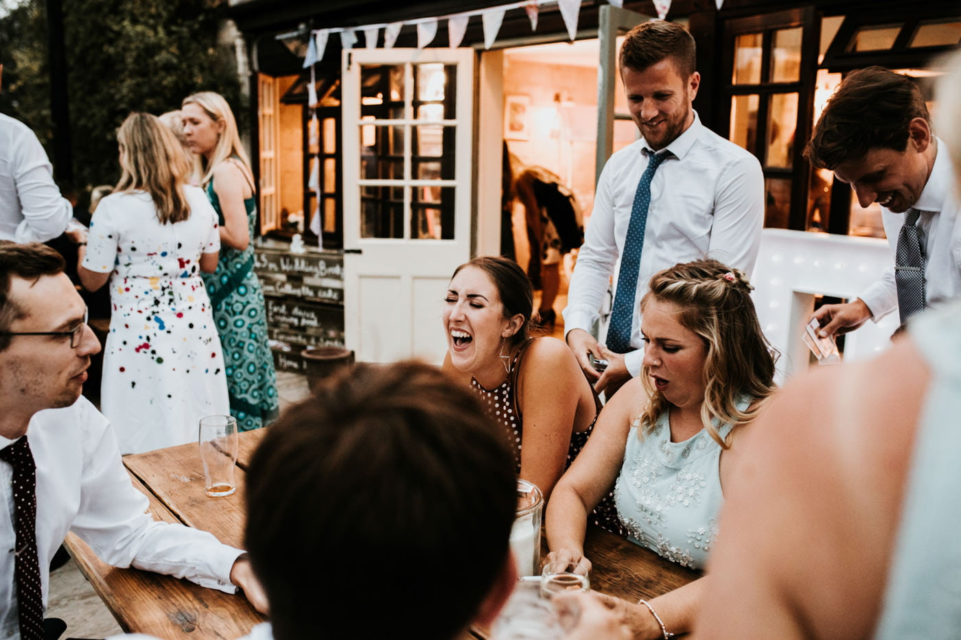 Olivia and James, Moonraker Hotel, Wiltshire 31