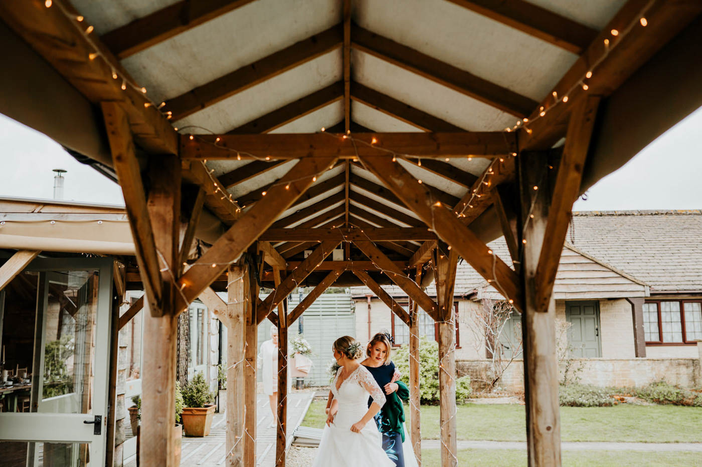 Emily and Rich, Moonraker Hotel, Wiltshire 39