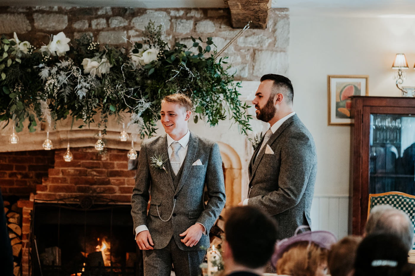 Emily and Rich, Moonraker Hotel, Wiltshire 36