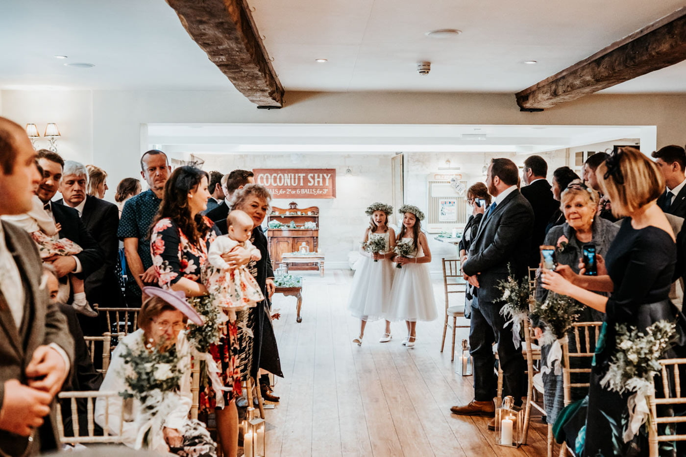 Emily and Rich, Moonraker Hotel, Wiltshire 43