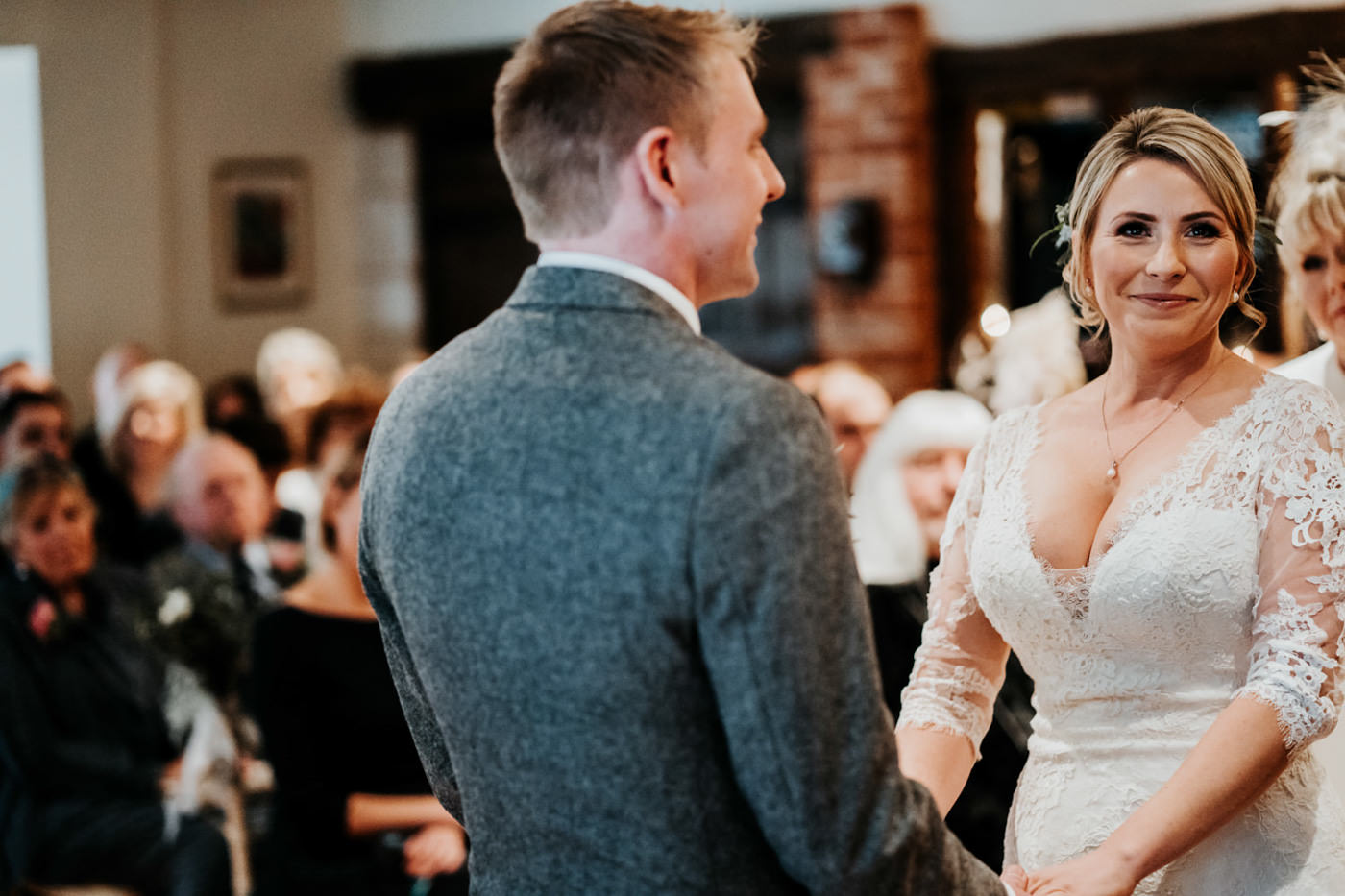 Emily and Rich, Moonraker Hotel, Wiltshire 24